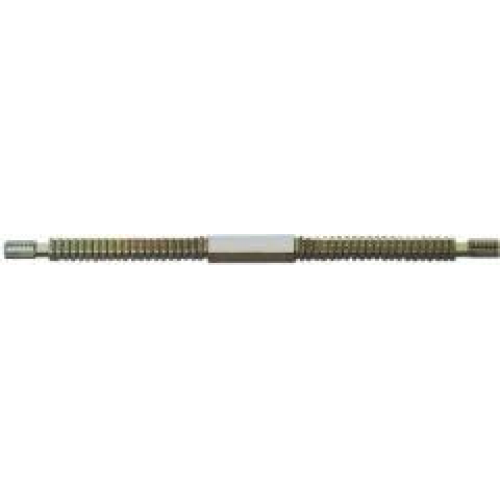 Gewindefeile metrisch 0,8-3mm Gedore
